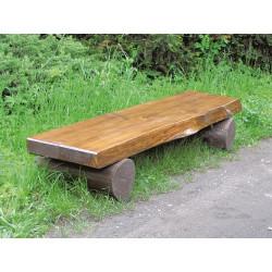 Ławka drewniana L-77