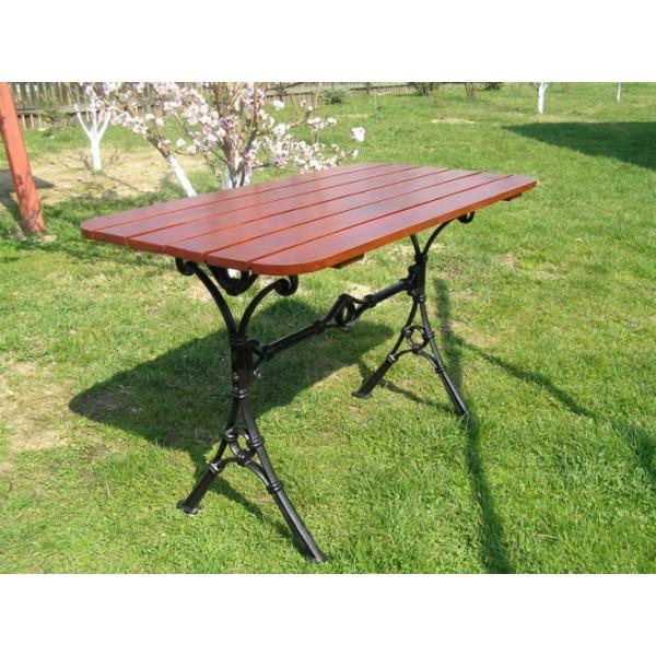 Stół ogrodowy S-20 z aluminium