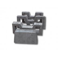 Fundamenty ławkowe C-01