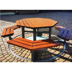 Stół piknikowy (Ławostół) LS-145