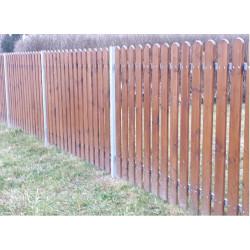 Ogrodzenie drewniane OGR-01