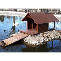 Domek dla ptaków wodnych TP-07