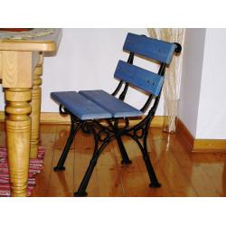 Krzesło ogrodowe L-19 - aluminium