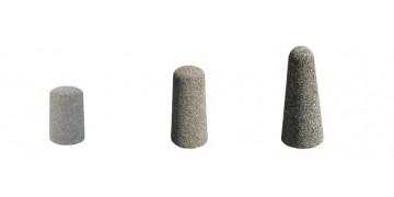 Słupki betonowe płukane